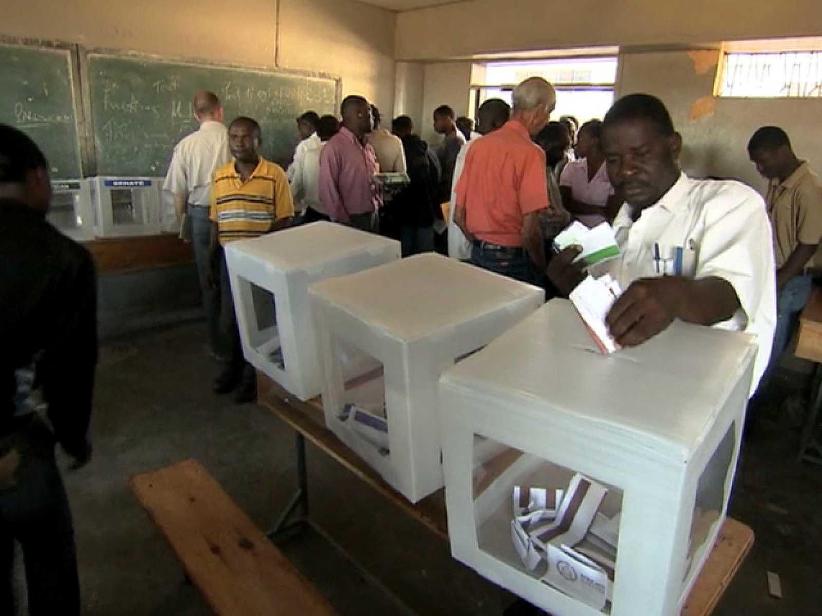 Haití pide calma