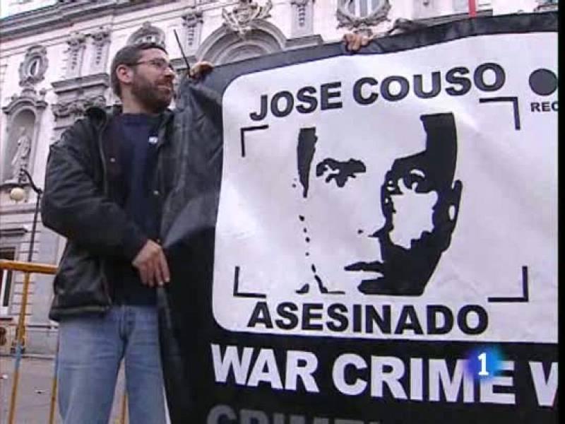 Estados Unidos contaba con el apoyo del Gobierno español y del fiscal general para cerrar el caso Couso
