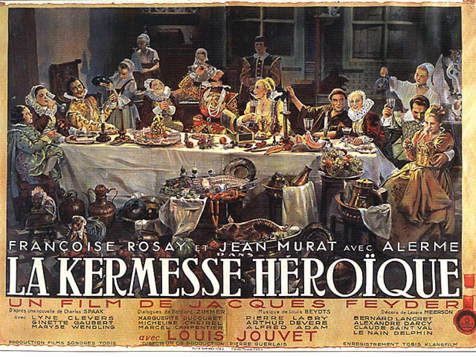Días de cine: 75 aniversario de 'La Kermesse Heróica'