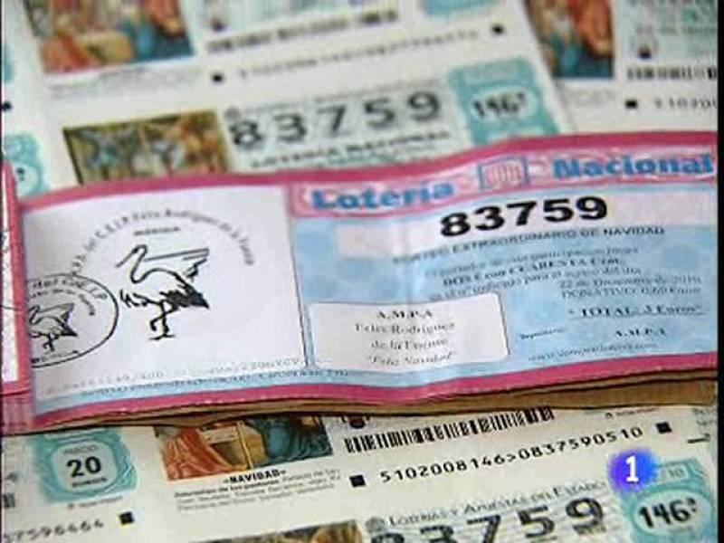 Aumenta la venta de participaciones para la lotería de Navidad