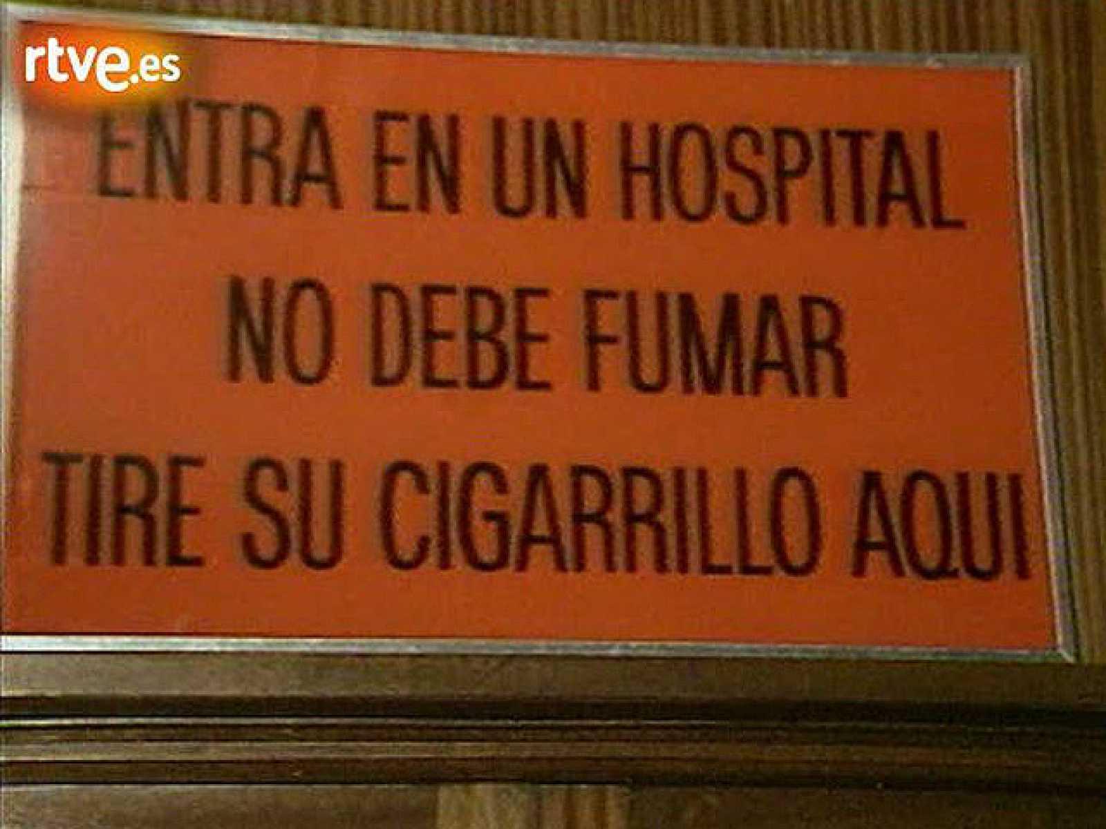 La ley antitabaco de 1988 prohibió fumar en colegios y hospitales