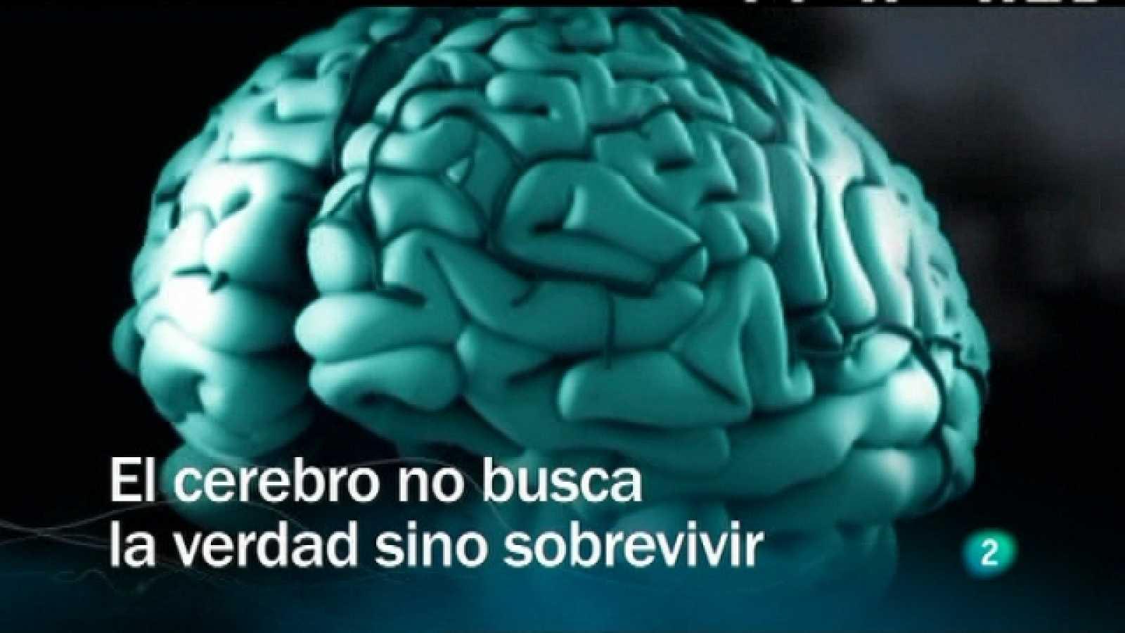 Redes - El cerebro no busca la verdad sino sobrevivir