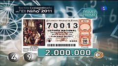 Loteria del Niño - 06/01/11