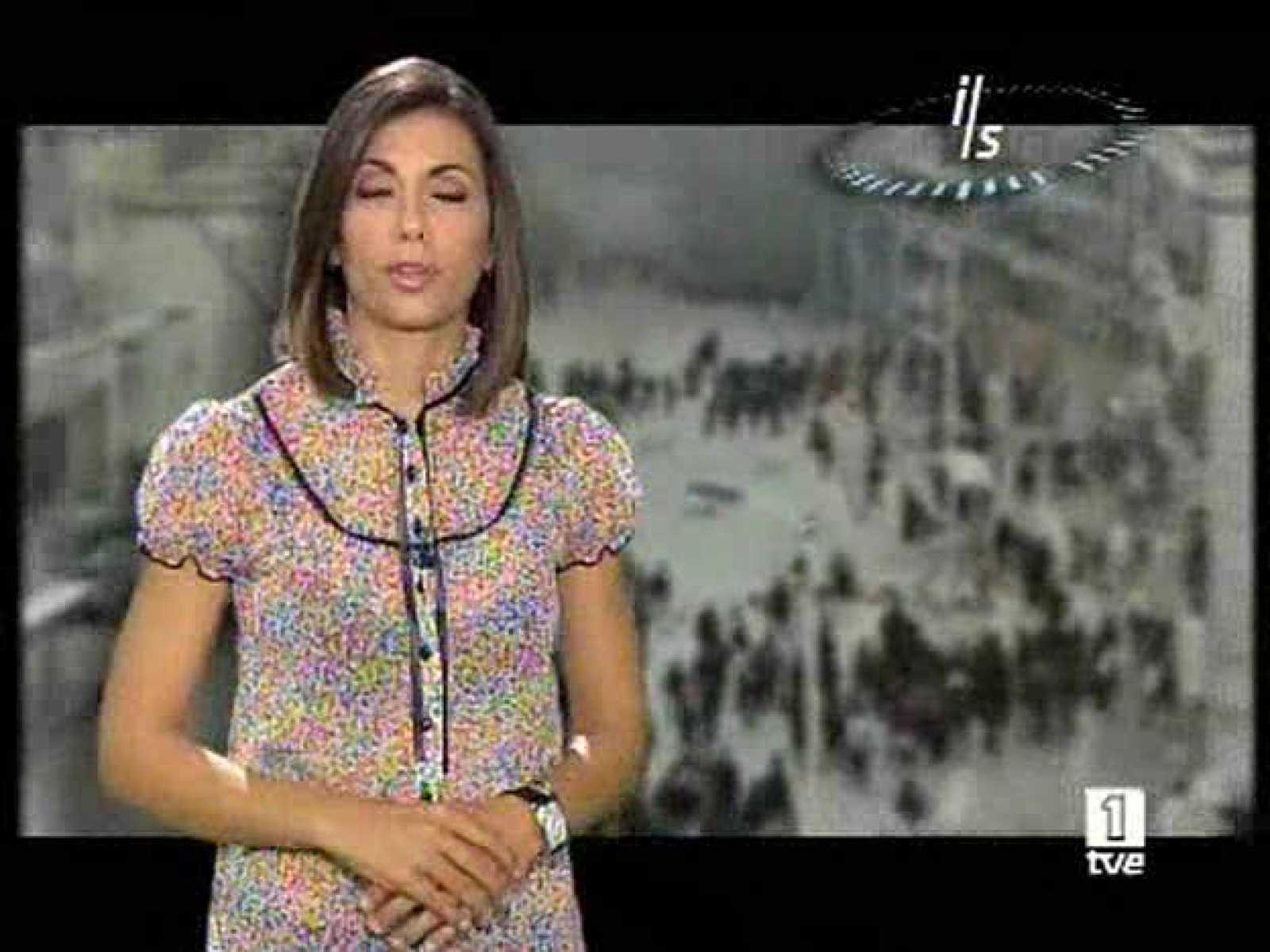 Reportaje de Informe Semanal, programa informativo de TVE, sobre la situación en el Tíbet.