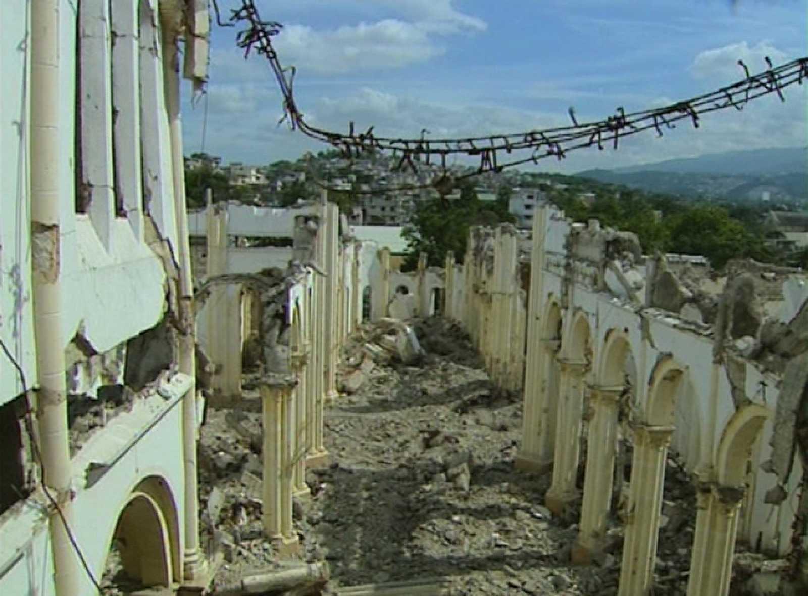 Acelerar la reconstrucción de Haití, prioritario para las agencias humanitarias de la ONU en 2011