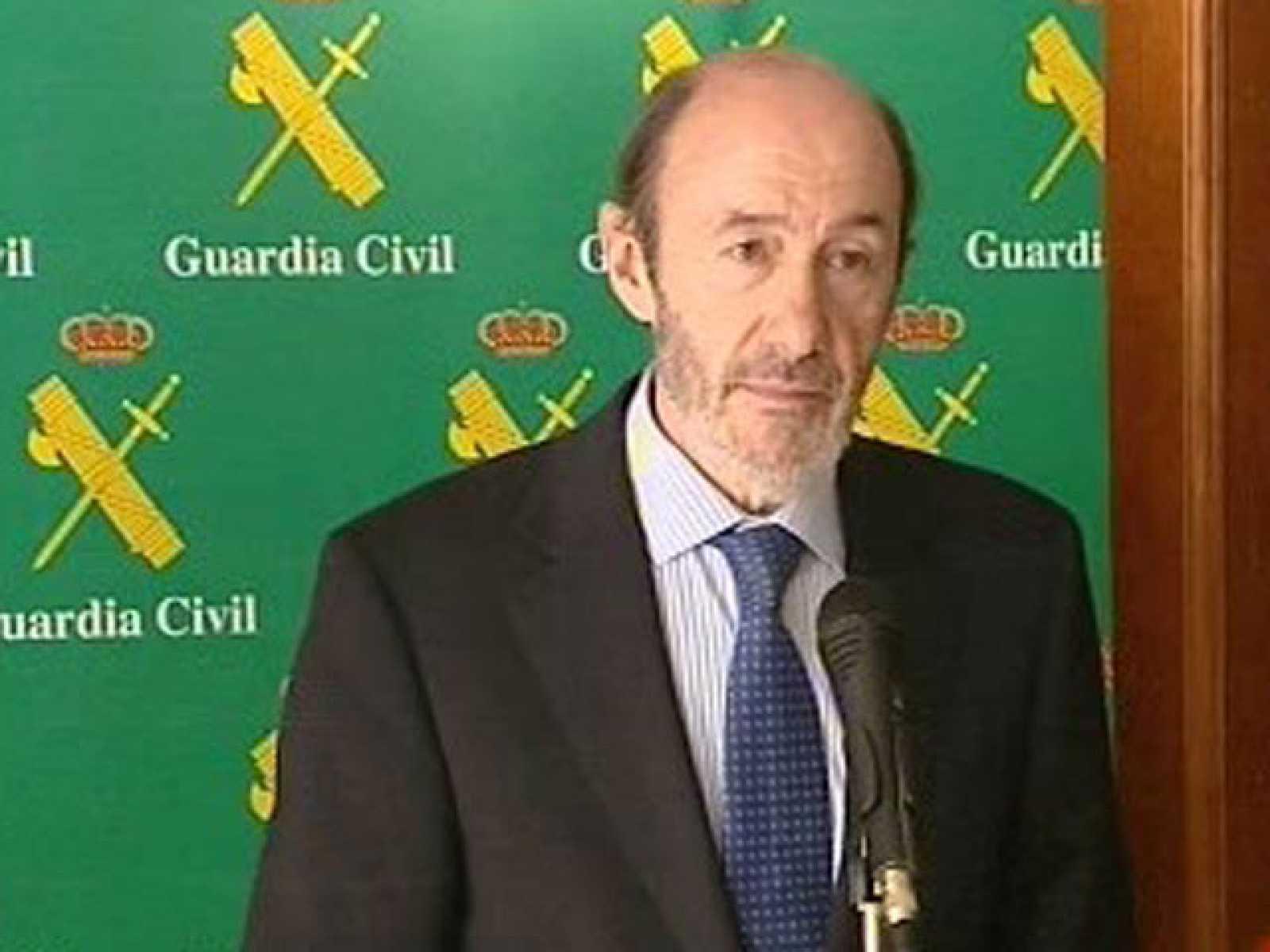 Rubalcaba garantiza que los españoles que están en Túnez se encuentran bien