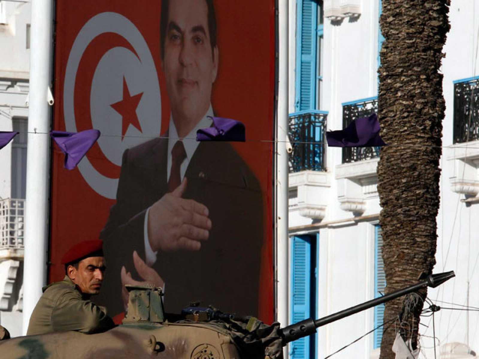 Túnez permanece bajo estado de excepción y en medio de un fuerte dispositivo de seguridad