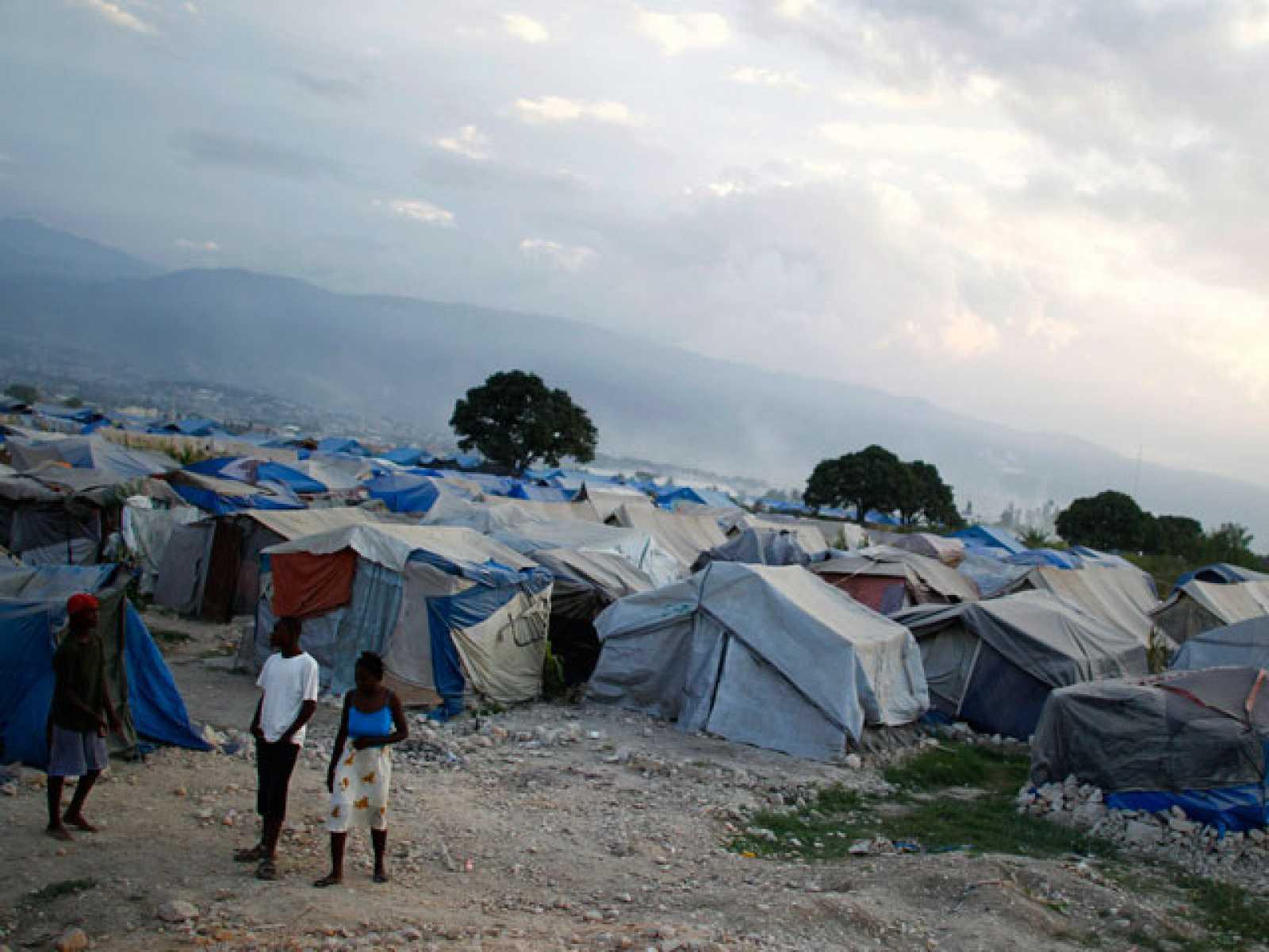 Los niños del terremoto de Haití un año después