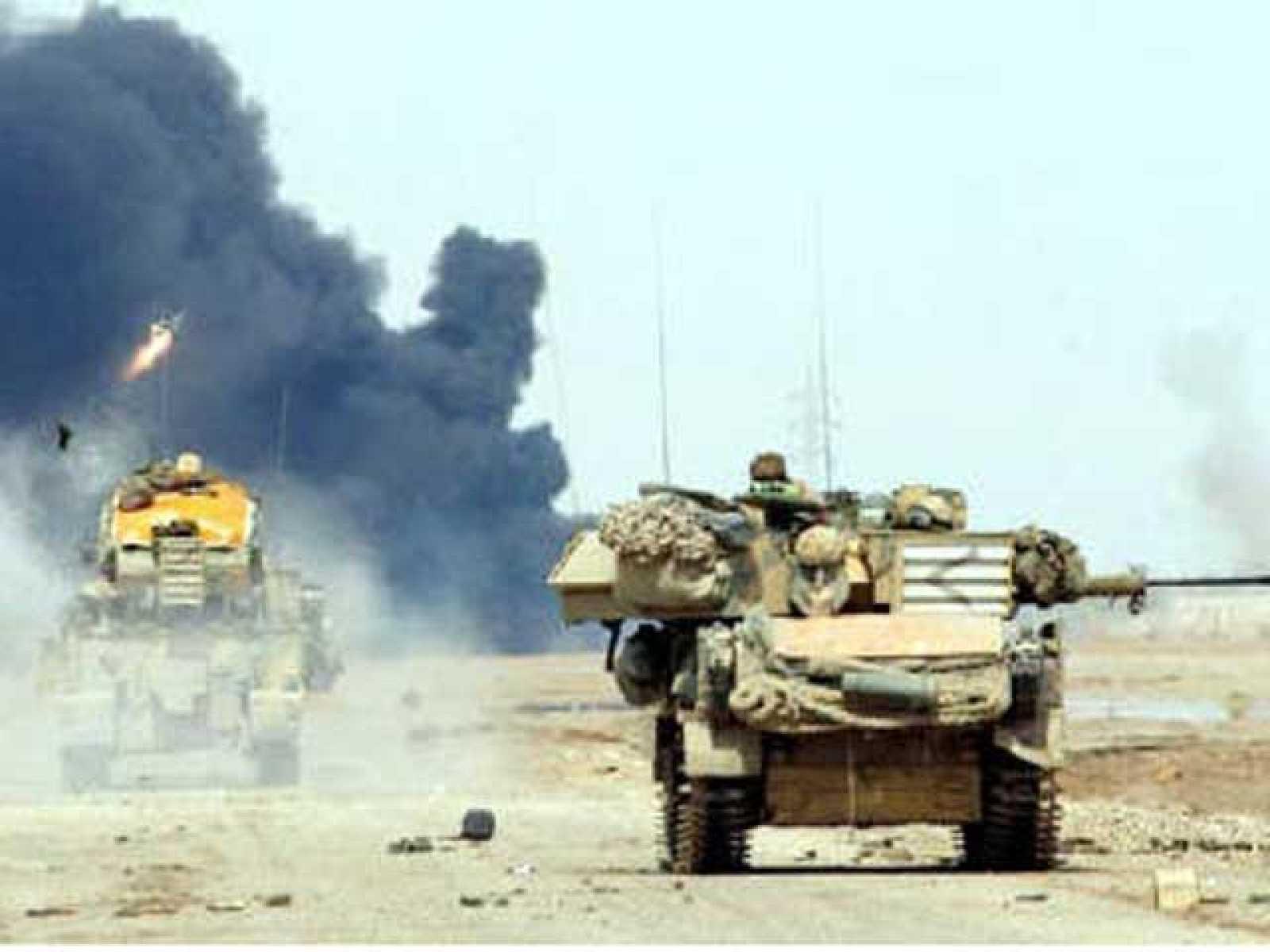 ¿Te acuerdas?- 20 años de la Guerra del Golfo