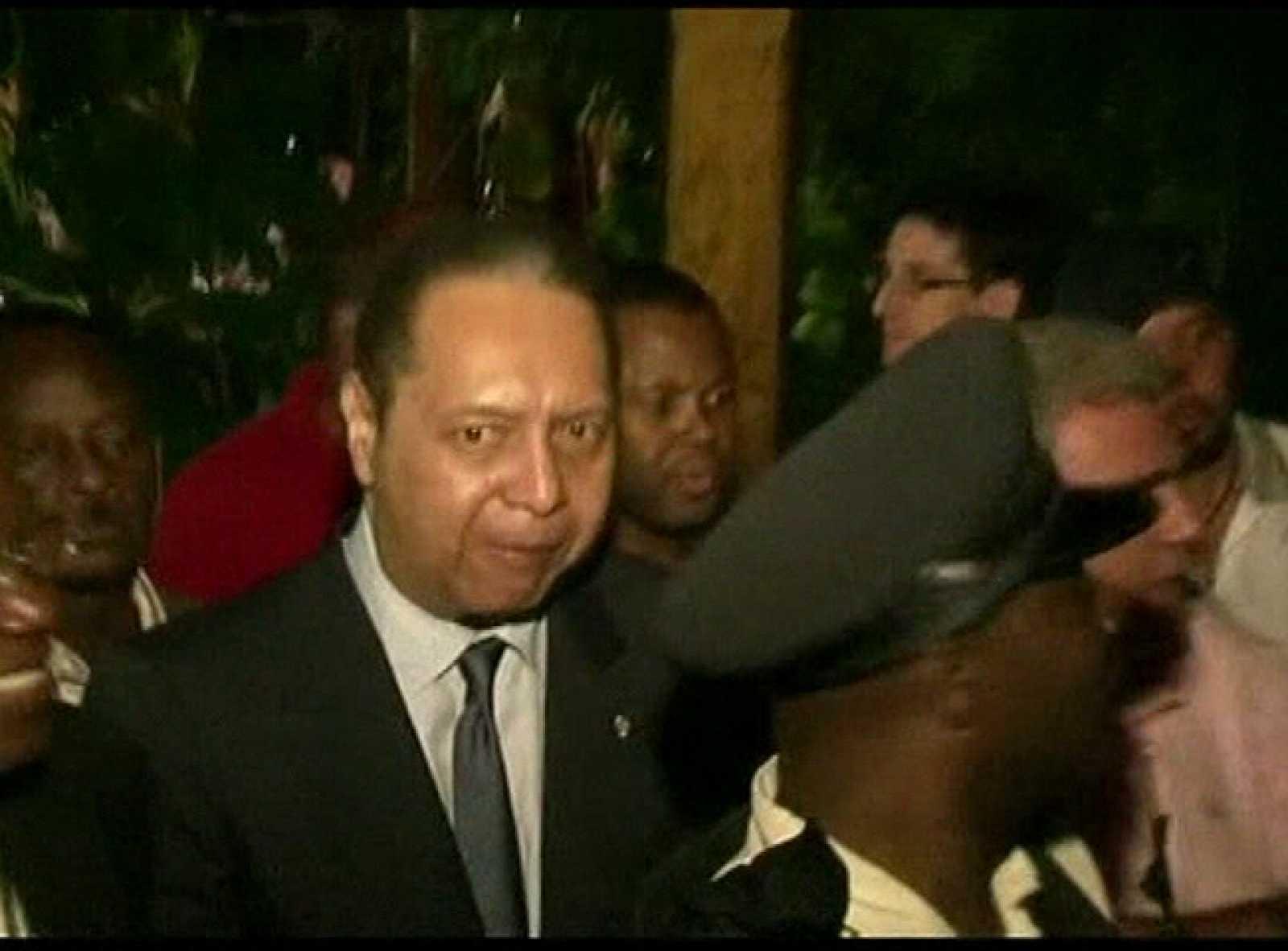 Jean Claude Duvalier ha regresado a Haití