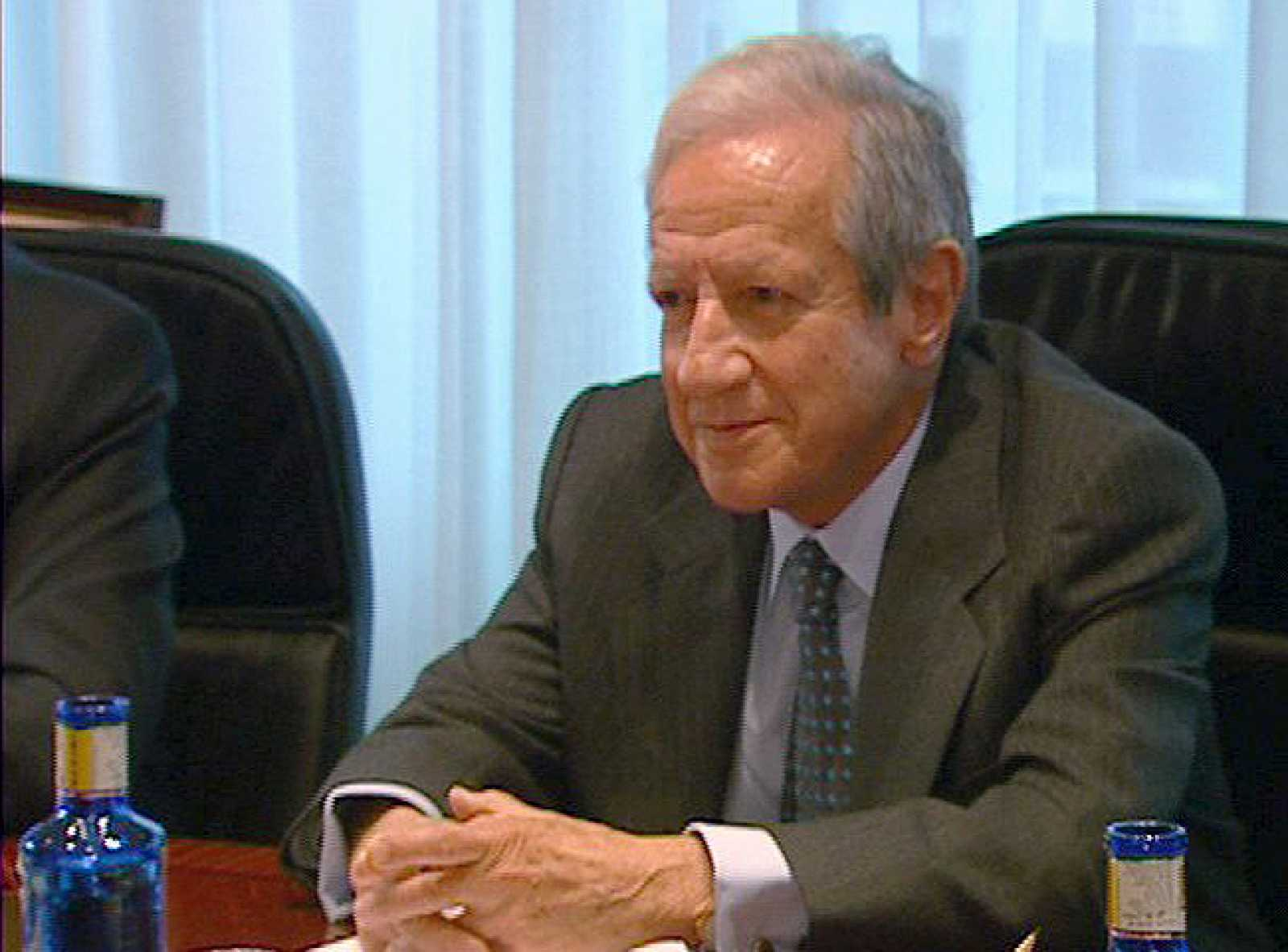 Pascual Sala nuevo presidente del Tribunal Constitucional