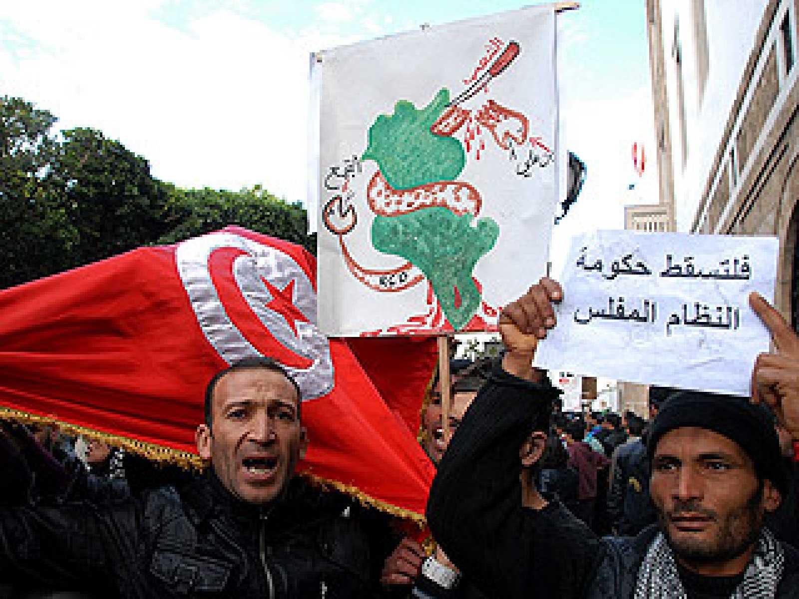 Informe Semanal: La revolución de los jazmines