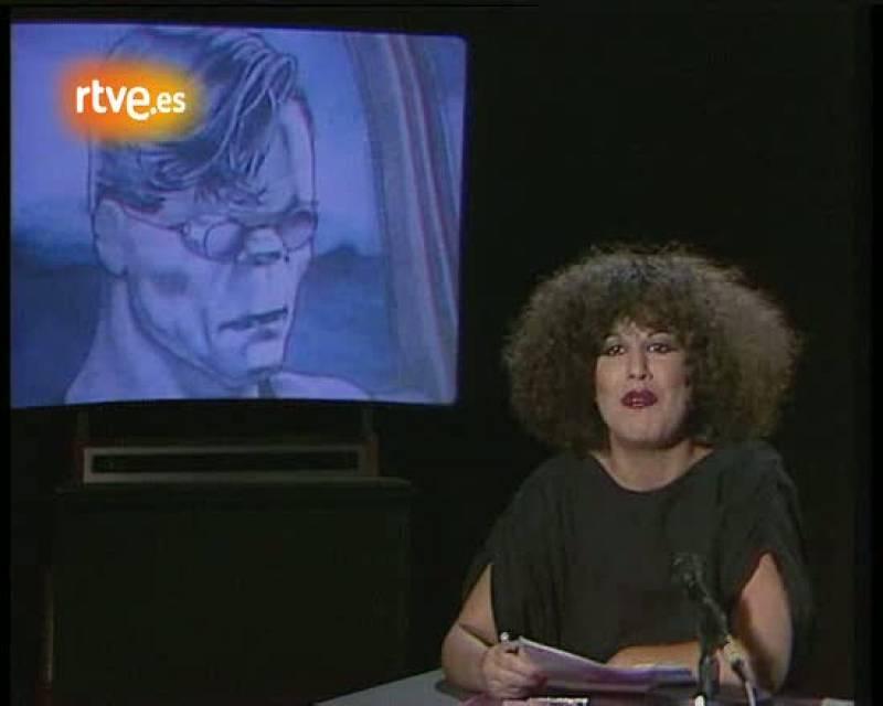 Entrevista al dibujante Tanino Liberatore (1984)