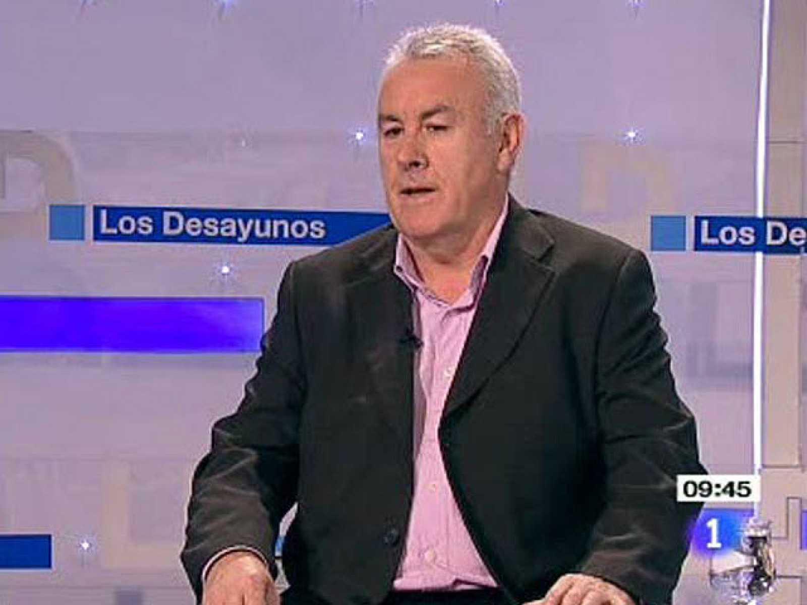 """Cayo Lara, sobre el acuerdo: """"No hay razones objetivas para hacer este recorte de las pensiones"""""""