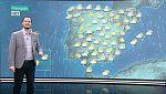 La Aemet prevé precipitaciones en amplias zonas de la península
