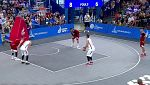 Baloncesto 3x3. Final femenina y masculina