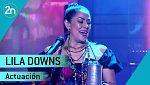 "Lila Downs canta ""Cariñito"""