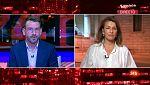 """La portavoz de Galicia en Común, sobre las negociaciones: """"Debemos de ser discretos, ahora más que nunca"""""""