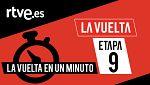 Vuelta 2020 | #LaVueltaEnUnMinuto - Etapa 9