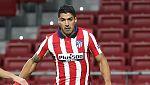 Suárez, pendiente de una PCR para volver con el Atlético
